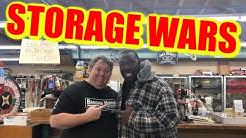 Storage Wars Visting Ivy Calvins Store Grandmas Attic Abandoned  CASH
