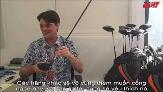 Mr. Clay Gary Head of Cobra Golf SEA and Japan