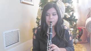 Winter Things-Ariana Grande (Clarinet Cover)