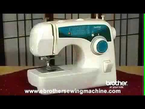 Brother Sewing Machine Xl40i Preview YouTube Delectable Brother Sewing Machine 2600i