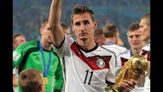 Download Video Miroslav Klose : 16 buts à la Coupe du Monde (2002-2014) MP3 3GP MP4