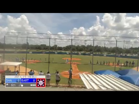 Spring Hill American vs. Bartow - FL DYB AA (Traditional Division-Pool 2)