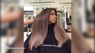 Потрясающие техники окрашивания волос от профессиональных стилистов. 😲👏  Смотрим и наслаждаемся! 💖