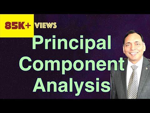 Principal Component Analysis in R: Example with Predictive Model & Biplot Interpretation