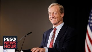How Tom Steyer would fight climate change, gun violence and corporate corruption