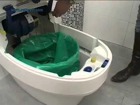 Compost Toilet Design