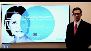 The Modern Approach to Facial Aesthetics and Rejuvenation | UCLAMDCHAT Webinars