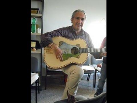Rolando Piana: il canto a chitarra logudorese ad arpeggio