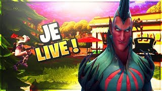 LIVE FORTNITE - DEFIS WEEKS 10 - SECRETE ETOILE! [FR/PS4]