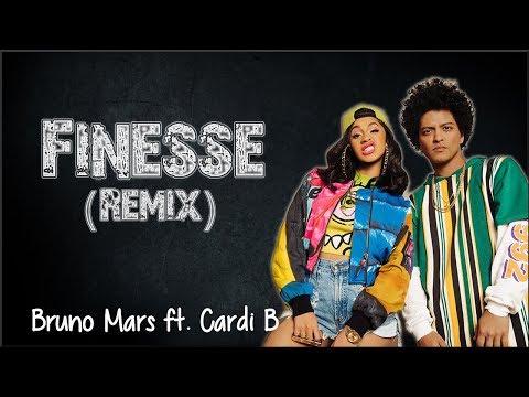 Bruno Mars - Finesse Remix ft. Cardi B