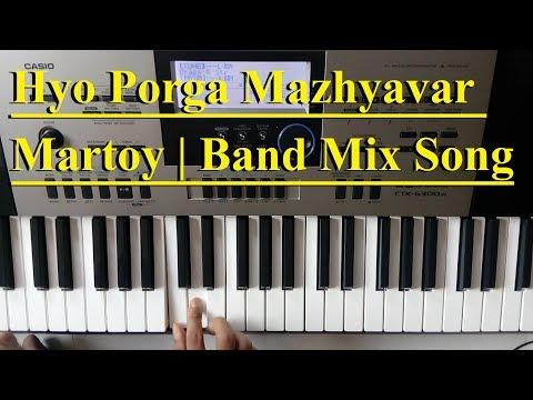 Hyo Porga Mazhyavar Martoy || play marathi music