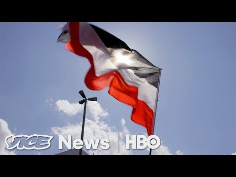 Charlottesville Empowered Neo-Nazi Supporters In Berlin (HBO)