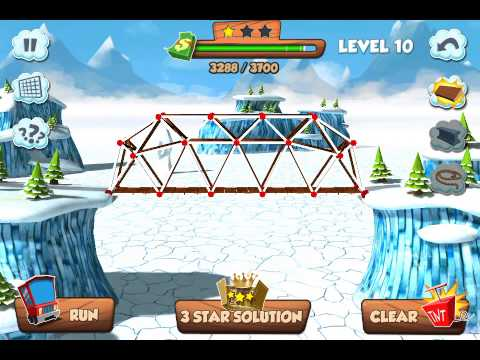bridge builder walkthrough