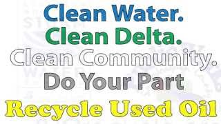 San Joaquin  County Solid Waste | Stockton CA | Clean Water