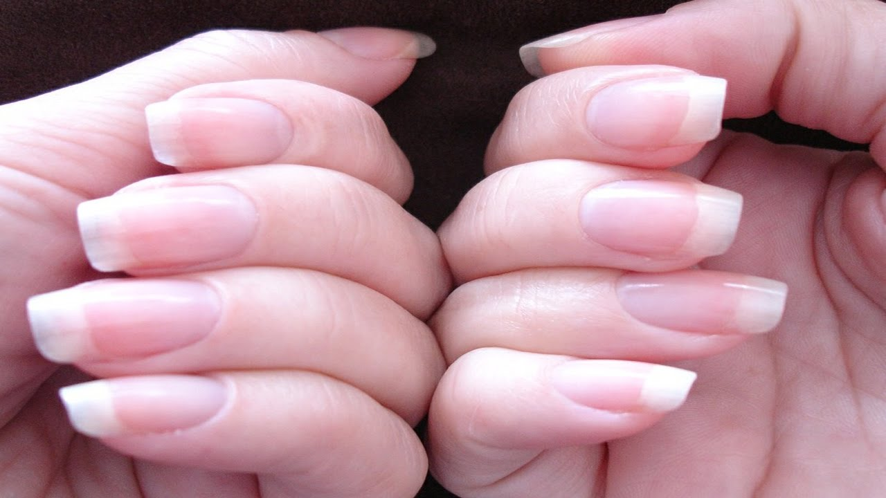 Home To Make Your Nails Stronger