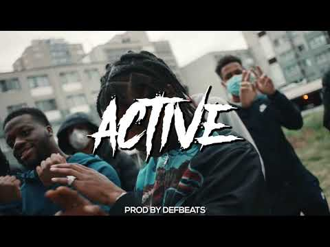 "#OFB BandoKay X DoubleLz X UK Drill Type Beat – ""ACTIVE"" 