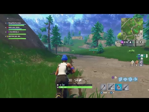 x_HardBody_x's Live PS4 Broadcast - Fortnite