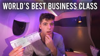 I Flew the World's Best Business Class (Was it Worth ££££?)