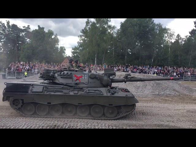 Leopard 1A 2 - Stahl auf der Heide 2017