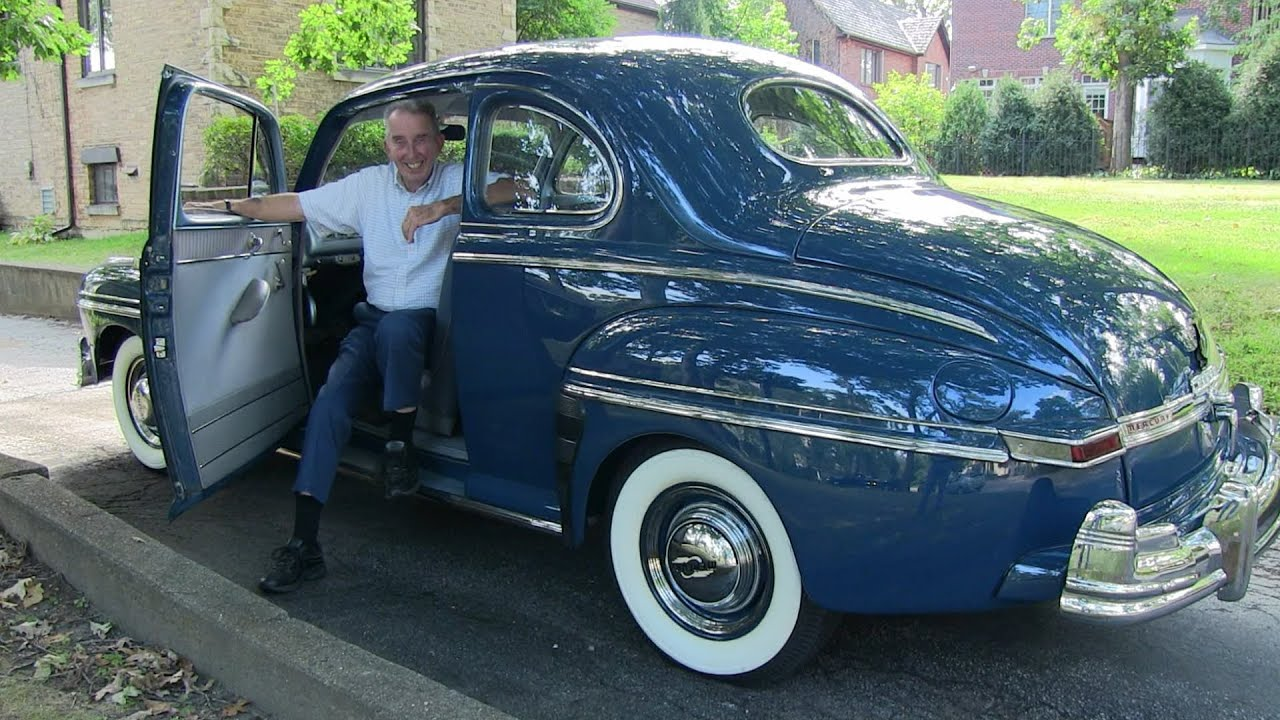 Mercury 1948 We Go For A Ride The Nicest One Around