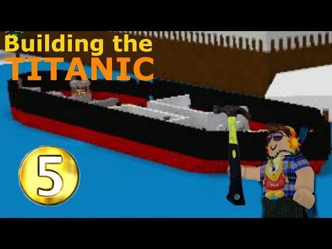 Building the TITANIC! (part 5) {speed build}