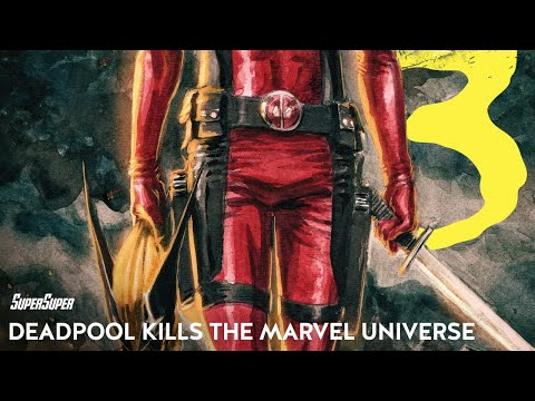 DEADPOOL Kills The Marvel Universe | Episode 03 | Marvel Comics In Hindi