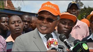 Mwadeghu threatens to follow Otuoma out the ODM door if 'denied' party ticket