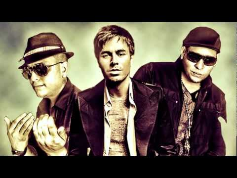 Enrique Iglesias Ft J King  Maximan   Ayer (Official Remix).wmv