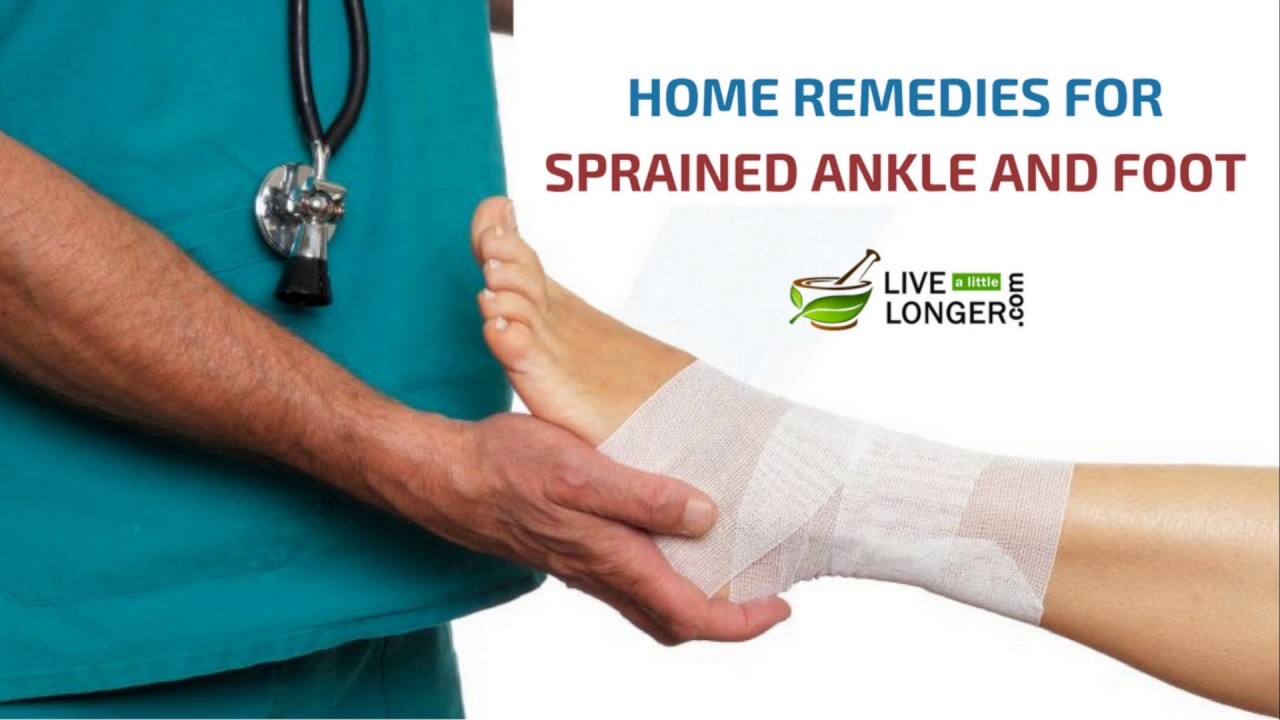 how to tell severity of ankle sprain