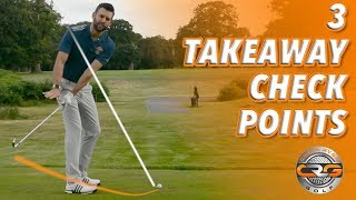 3 CHECKPOINTS FOR YOUR TAKEAWAY