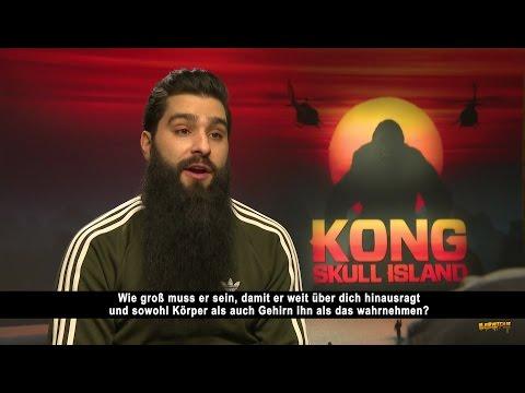 Jordan VogtRoberts on Kong vs. Godzilla  Kong: Skull Island