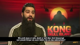 Jordan Vogt-Roberts On Godzilla Vs. Kong - Kong: Skull Island Interview