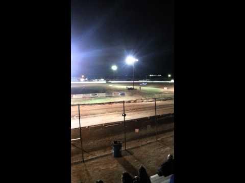 Abilene speedway Street Stock 4/11/2015