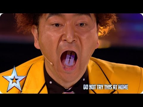 Preview: TanBA has a tasty treat for the Judges | Britain's Got Talent 2017