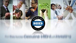 HID Global Corporate Video