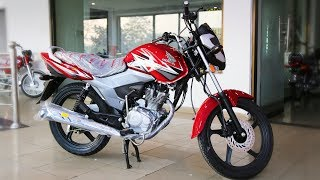 Honda CB 125F Review | Specifications | Price | Features | PakWheels
