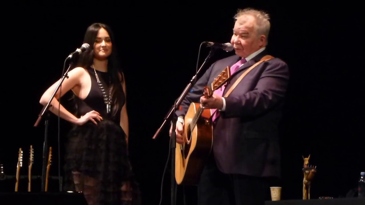 John Prine  U0026 Kacey Musgraves - In Spite Of Ourselves