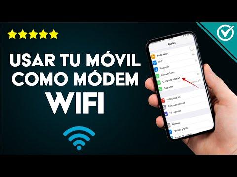 Cómo Usar el Móvil como Módem o Antena WiFi para Tener Internet en el PC