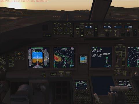 How to: Go-Around on the PMDG Boeing 777