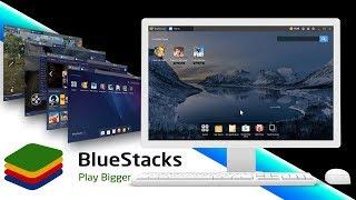 BlueStacks 4 Atualizado - Como Baixar e Instalar o Novo Emulador no PC 2018.