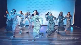 Panama Dance - KARABUM Baju Kurung