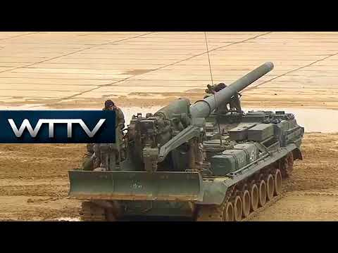 Russia: 'Polite people' demonstrate military capabilities at Army-2017 expo