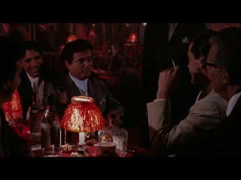 "Goodfellas ""Funny how I am clown do I amuse you?"" Scene   Joe pesci"