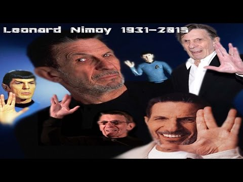 Ep. #164 In Memory of Leonard Nimoy - 62 Years on Film LLAP