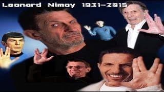 Ep. #164 In Memory of Leonard Nimoy - 62 Years on Film LLAP