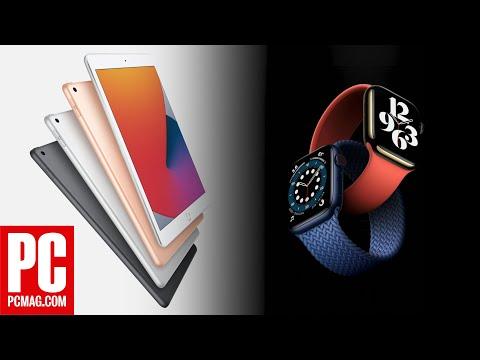 Apple Watch Series 6 and New iPad Event Supercut