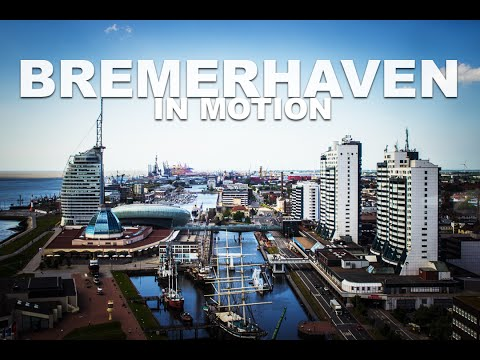 BREMERHAVEN IN MOTION 2015 (music by TroyBoi - O.G) - Timelapse, Hyperlapse, Slow Motion