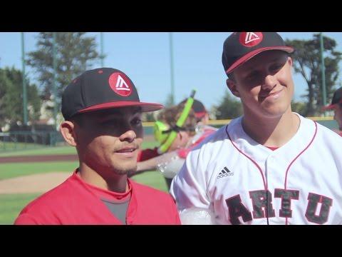 Baseball Recap vs. California Baptist 3-23-17