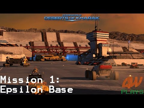 Homeworld: Deserts of Kharak | Mission 1: Epsilon Base |