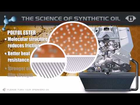 Red Line Oil Corp. - The Science of Syntehtic Oil